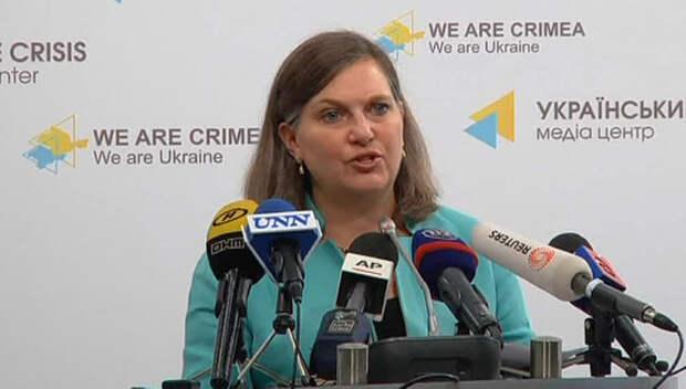 Нулланд промахнулась, одобрив политфантазии Петра Порошенко