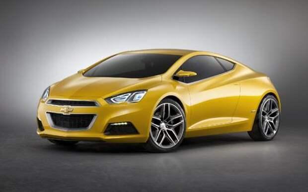 Chevrolet Jolt EV: таинственная новинка взбудоражила интернет