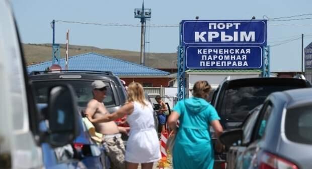 Модернизация керченской переправы