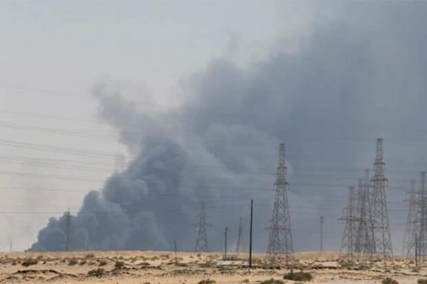 Saudi Aramco решила застраховать себя от атак дронов