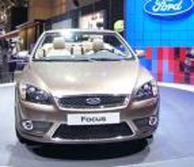 Ford Focus Coupe Cabriolet: что общего может быть у одежды и автомобиля?