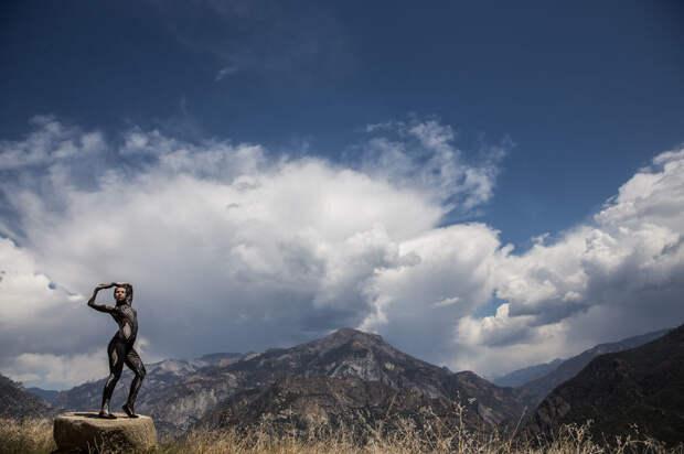 Связь человека и природы в удивительном проекте двух фотографов