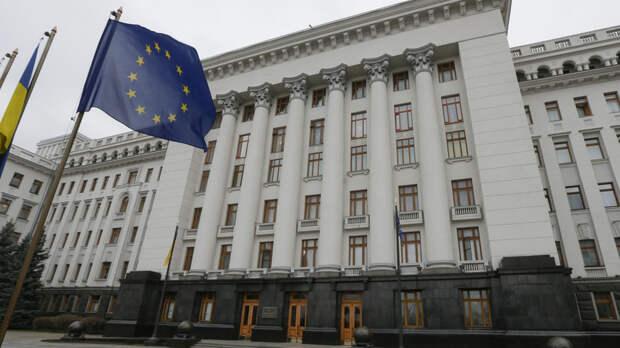 В ЕС назвали необоснованными санкции России против Украины
