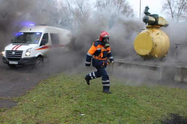 Уже 10 лет сотрудники АО «МОСГАЗ» носят гордое звание «спасатель»