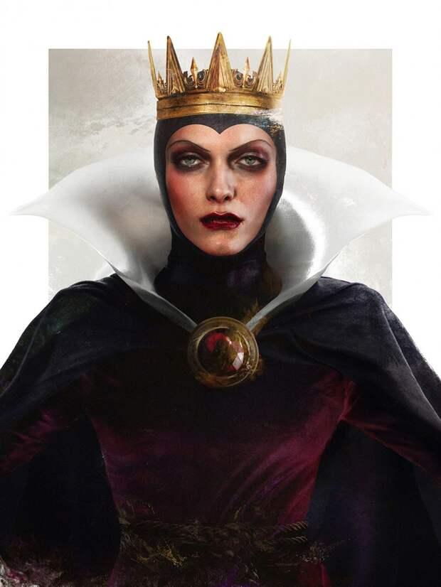 Злая королева («Белоснежка и семь гномов»)