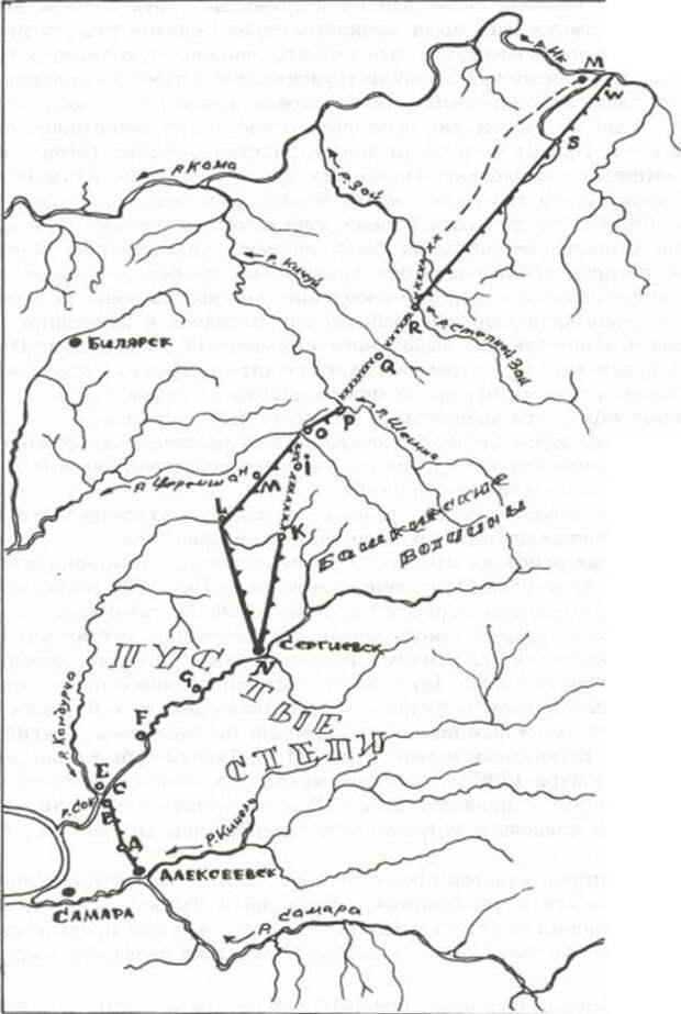 Ново-закамская оборонительная линия.