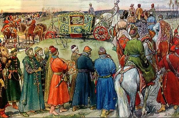 Сколько тратили на себя русские цари и императоры