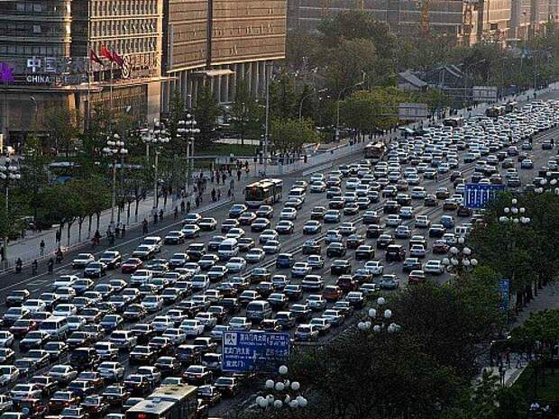 Chang'an_avenue_in_Beijing