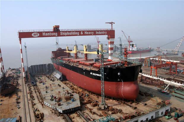 Мощь и величие китайской промышленности