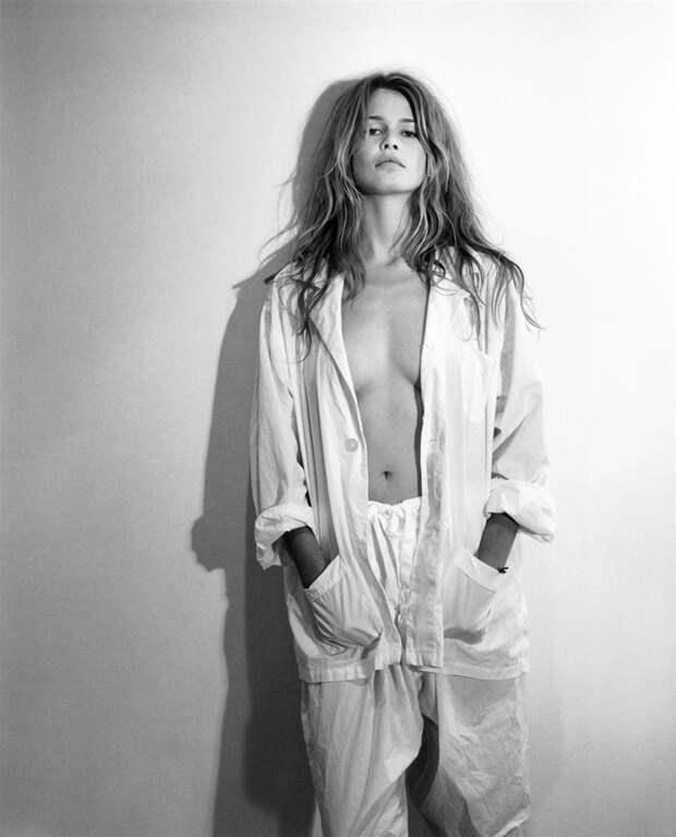 Клаудиа Шиффер в 1993 году.