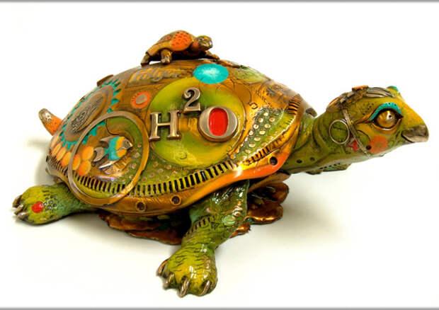 Nano Lopez: бронзовая скульптура