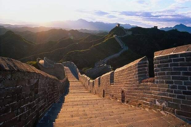 Великая Китайская Стена (1)