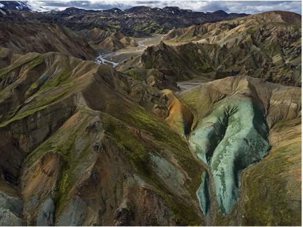 Чарующая Исландия – край контрастов