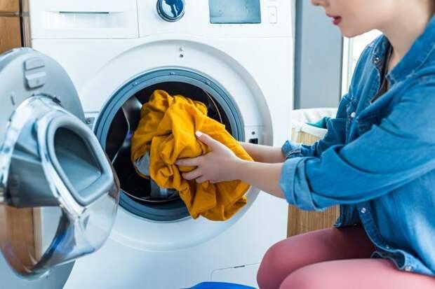 Чем почистить лоток стиральной машинки