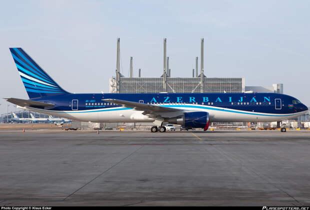 Азербайджан. Борт номер один, президенты, самолёты