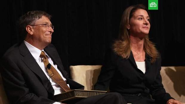 Раскрыты подробности развода Билла Гейтса
