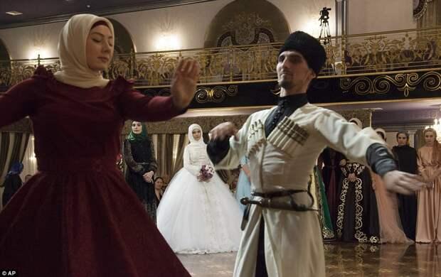 Чеченская свадьба
