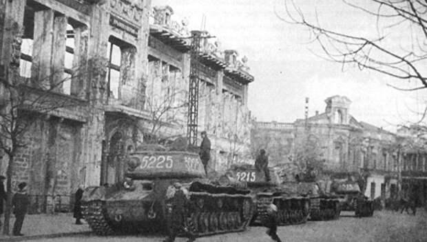 77 лет назад Симферополь освободили от фашистких захватчиков