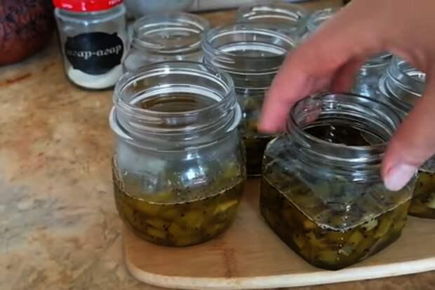 Двойное варенье киви-клубника / я не устаю повторять этот рецепт!: фото шаг 3