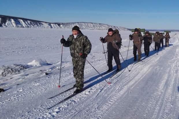 Лыжники в Якутии пройдут по сверхдальнему маршруту добровольца-фронтовика