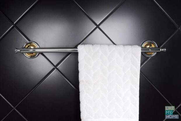 5 идей как освежить интерьер ванной без ремонта