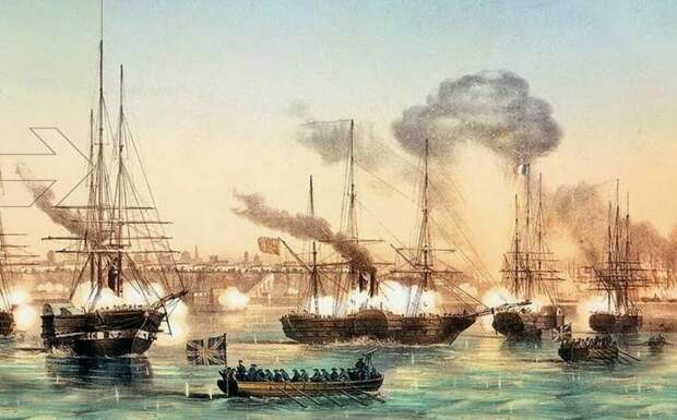 Как юный прапорщик со своей батареей спас Одессу от англичан и французов