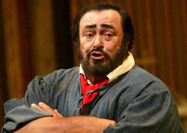 8 малоизвестных фактов о Лучано Паваротти – одном из величайщих теноров в истории