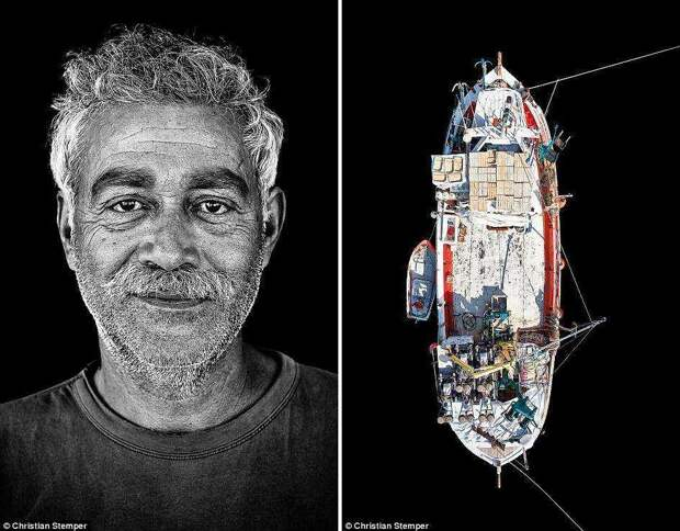 «Если я не вижу моря, я не живу»: морские волки с острова Парос