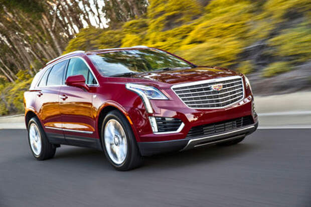 Первый тест Cadillac XT5: в новом свете в Новом Свете