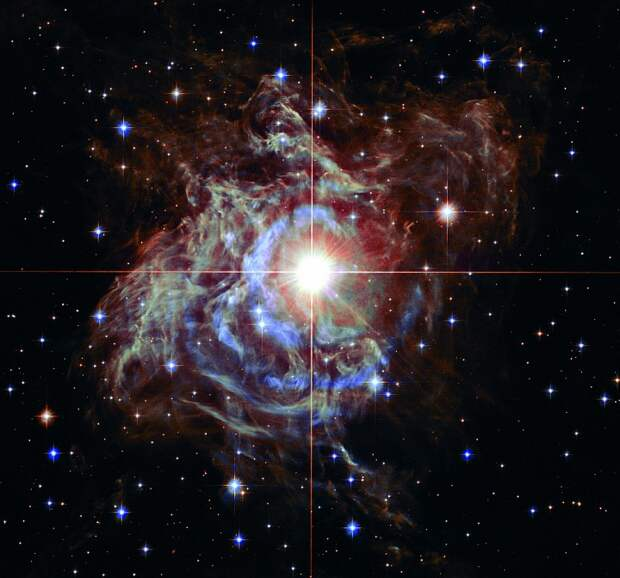 11 захватывающих космических фотографий, от которых вам станет страшно