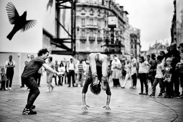 Вся суть Лондона в черно-белых фотографиях