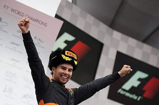 Формула 1: отличный Гран-при России