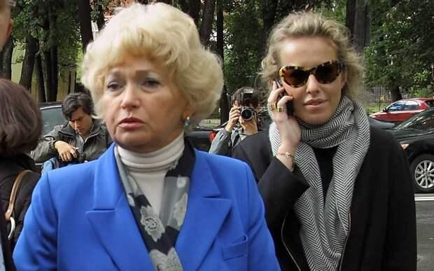 Канал НТВ разоблачил криминальный бизнес Собчак и Нарусовой