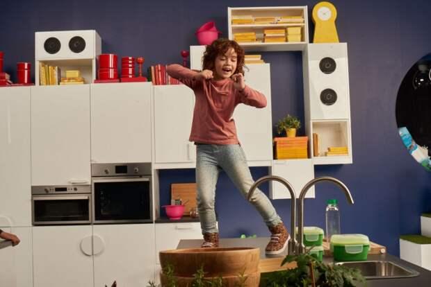5 правил, которые сделают кухню интереснее для детей