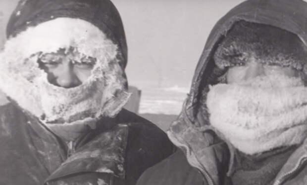Как полярники жили 7 месяцев после потери генераторов. Южный полюс холода