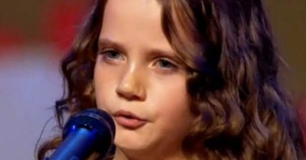 Судьи улыбнулись, услышав, что 9-летняя девочка будет петь оперу. Результат сразил их наповал!