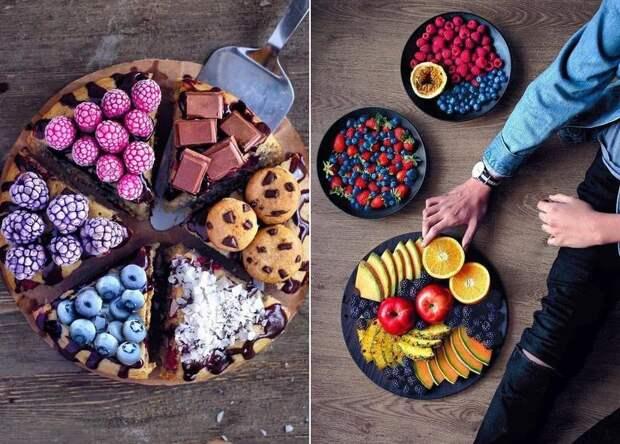 Веган из Перу готовит фантастически красивые десерты