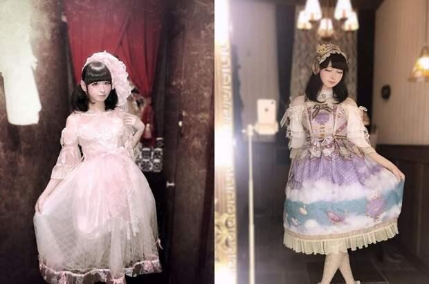 Трудно поверить, что эта хрупкая японская школьница насамом деле 42-летний отец двоих детей