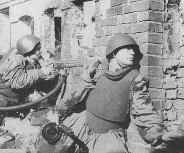 Штурмовая элита Красной Армии во время второй мировой войны