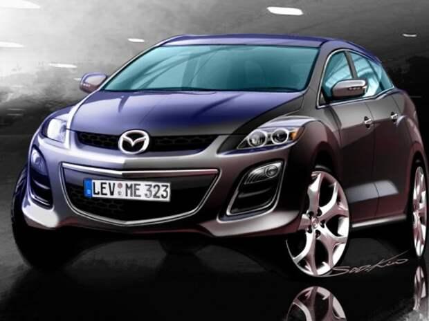Mazda может воскресить кроссовер CX-7