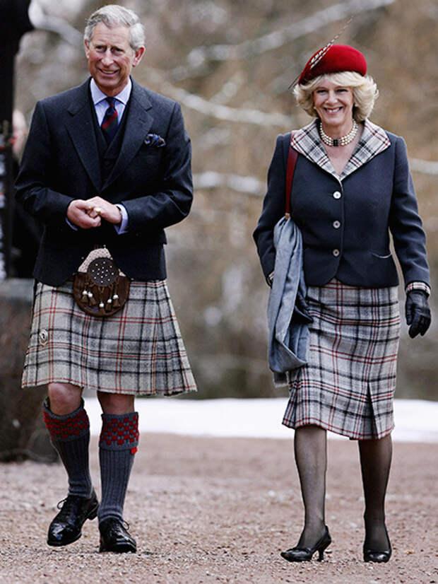 Герцог и герцогиня Корнуольские