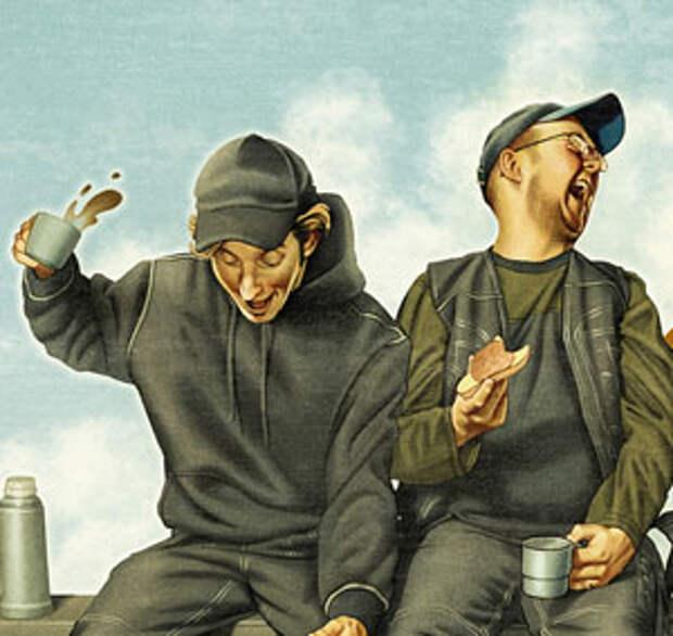 Мода для немецких пролетариев