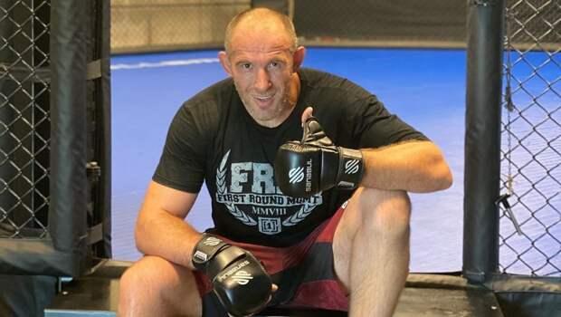 Российский боец UFC Олейник раскритиковал правительство Украины