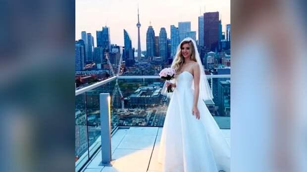 Дочь знаменитого советского хоккеиста Фетисова вышла замуж: фото