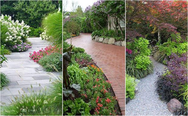 Сам себе дизайнер: оригинальные садовые дорожки, ведущие в сказку