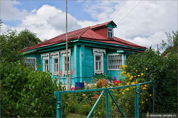 Федоровка - крестьянский дом