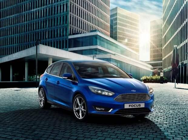 Завод Ford в Петербурге отменил простои в марте и апреле