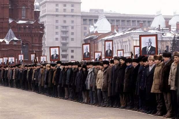 Удивительные фотографии советского фотожурналиста Юрия Абрамочкина