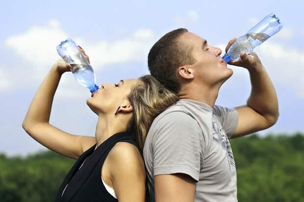 10 причин больше питьводы