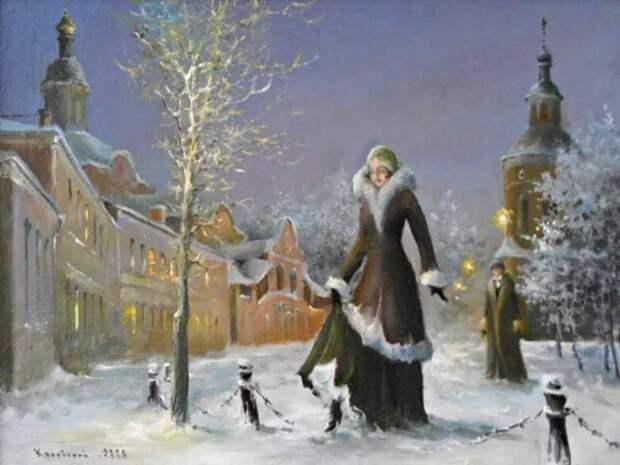 художник Владимир Краевский картины – 65